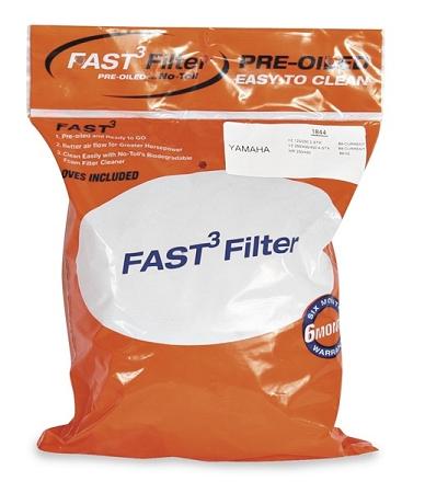 No Toil Pre-Oiled Air Filter  KTM 105 125 200 250 300 400 450 EXC MXC SX XC-W
