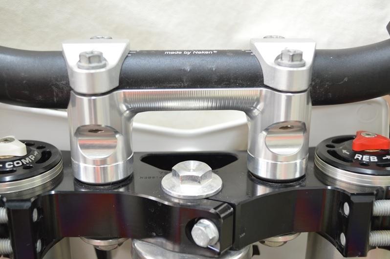 Enduro Engineering Bar Riser Kit 5-30mm for Husaberg FE 250 2013-2014