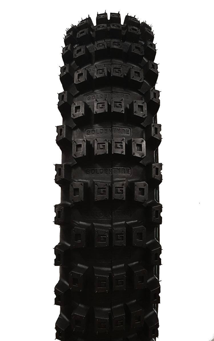 120//100-18 Goldentyre GT333N Rear Tire