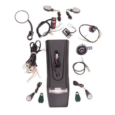 Tusk Motorcycle Enduro Lighting Kit
