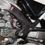 Light Speed Carbon Fiber Frame Guards - Kawasaki