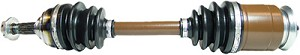 Interparts Complete Right Side Axle - Honda