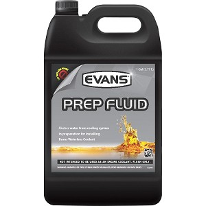 Evans Prep Fluid -  1 US Gallon (3.78L)
