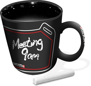 Smooth Industries PITBOARD Coffee Mug