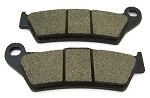 SRT S-Line Rear Brake Pads