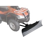 Tusk SubZero Snow Plow Kit, Winch Equipped ATV, 60