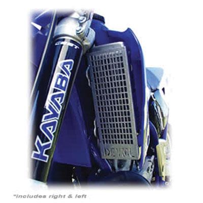 E-Start Devol Extreme Radiator Guards for KTM 300 XC-W 2008-2012