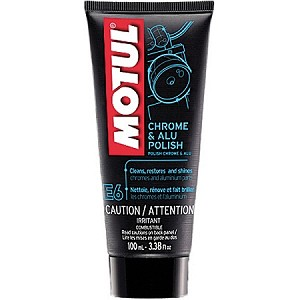 Motul Chrome & Aluminum Polish