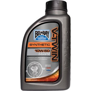 Bel-Ray V-Twin Synthetic Motor Oil 10W-50