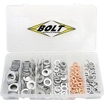 Bolt Drain Plug Washer Assortment 300 Piece Kit