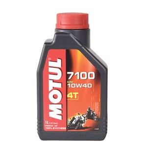 Motul 7100 4T Synthetic 4-Stroke Motor Oil
