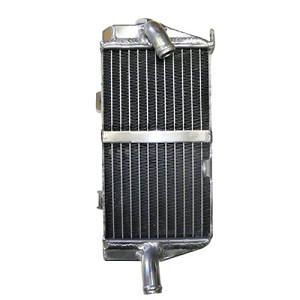 Mylers Aluminum Radiator - Left Side