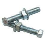 Bolt Chain Adjuster Nuts and Bolts Kit